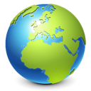 Globe cours d'anglais
