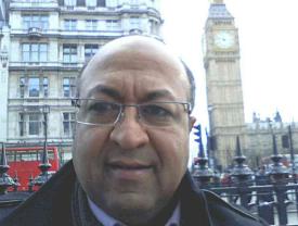 Mohamed apprend à parler anglais